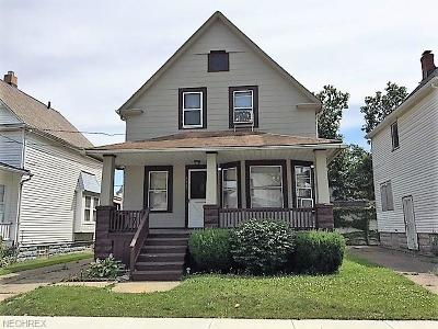 Cleveland OH Single Family Home For Sale: $42,960