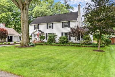 Warren Single Family Home For Sale: 647 Perkinswood Blvd Northeast