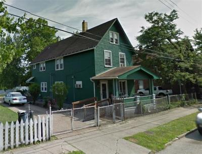 Multi Family Home For Sale: 2807 York Ave