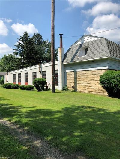Ashtabula County Multi Family Home For Sale: 200 East Union St
