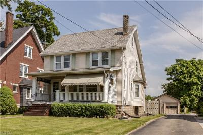 Medina Single Family Home For Sale: 235 West Liberty St