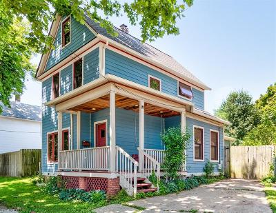Single Family Home For Sale: 4710 Fenwick Ave