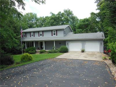 Little Hocking Single Family Home For Sale: 211 North Bruce St