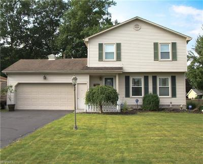 Mineral Ridge Single Family Home For Sale: 1922 Cloverbrook Dr