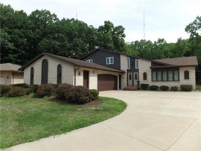 Cuyahoga County Single Family Home For Sale: 5084 Thoreau Dr