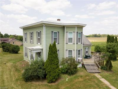 Single Family Home For Sale: 6257 Tallmadge Rd