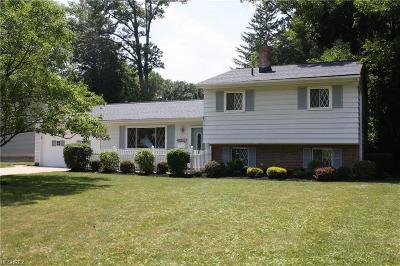 Olmsted Falls Single Family Home For Sale: 8248 Brentwood Dr