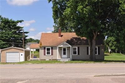 Single Family Home For Sale: 447 Main St