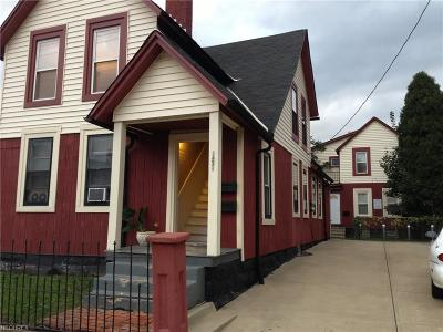 Cleveland Multi Family Home For Sale: 1261 West 67th St