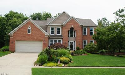 Strongsville OH Single Family Home Sold: $354,000