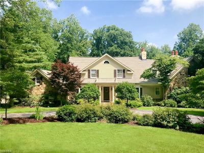 Gates Mills Single Family Home For Sale: 6979 Gates Rd