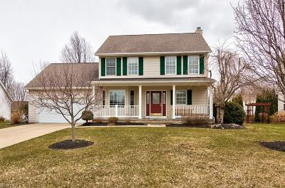 Madison Single Family Home For Sale: 1953 Fishermans Trl