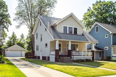 Single Family Home Sold: 3877 West 160th St