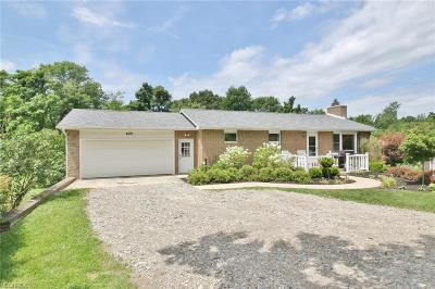 Single Family Home For Sale: 4095 Friendship Dr
