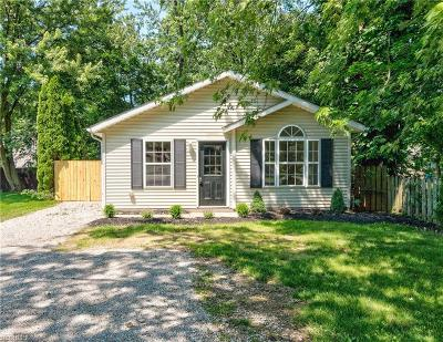 Madison Single Family Home For Sale: 1572 Hubbard Rd