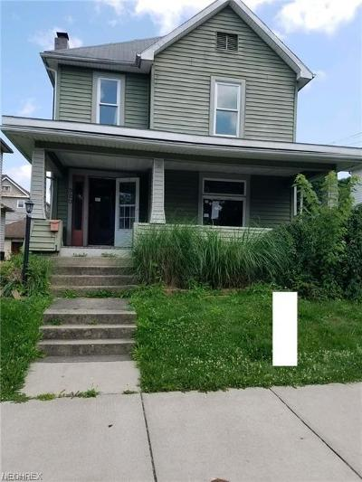 Cambridge Single Family Home For Sale: 320 North 8th St