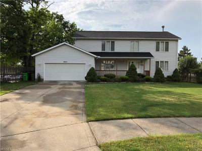 Wickliffe Single Family Home For Sale: 28815 Coulby Ct