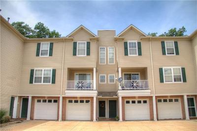 Broadview Heights Condo/Townhouse For Sale: 862 Tollis