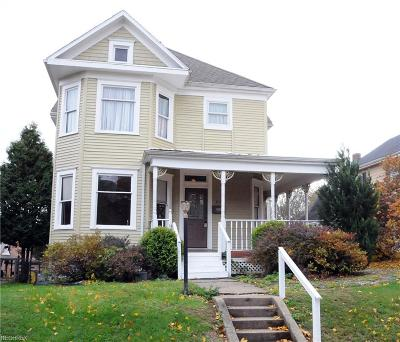 Cambridge Single Family Home For Sale: 512 North 10 St