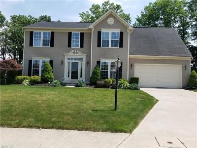 Avon Single Family Home For Sale: 38633 Fairwood Cir