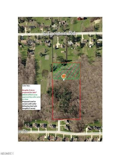 North Royalton Residential Lots & Land For Sale: Watercrest Dr