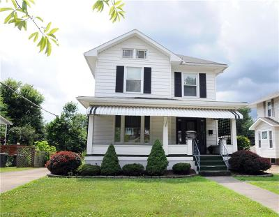 Guernsey County Single Family Home For Sale: 523 Oakland Blvd