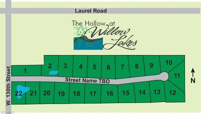 Hinckley Residential Lots & Land For Sale: 1991 West 130th St