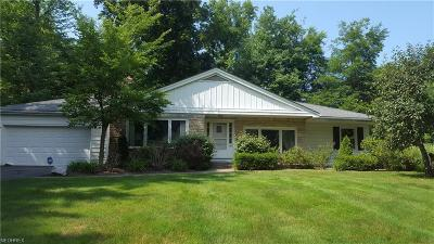 Mayfield Heights Single Family Home For Sale: 31915 Cedar Rd