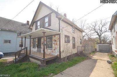 Cleveland Single Family Home For Sale: 1084 Lakeview Rd