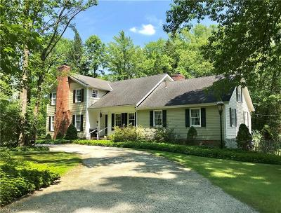 Gates Mills Single Family Home For Sale: 1949 Berkshire Rd