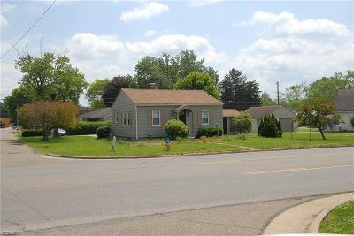 Muskingum County Single Family Home For Sale: 2556 Bell St