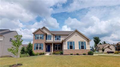 Brunswick Single Family Home For Sale: 4975 Woodcliff Cir
