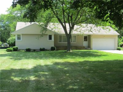 North Olmsted Single Family Home For Sale: 4701 Dover Center Rd