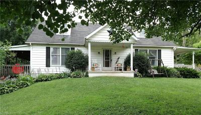 Guernsey County Single Family Home For Sale: 265 Smith Ave