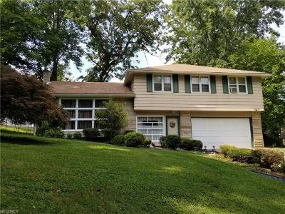 Zanesville OH Single Family Home For Sale: $135,900