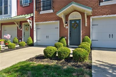 Rocky River Condo/Townhouse For Sale: 6 Grandview Dr