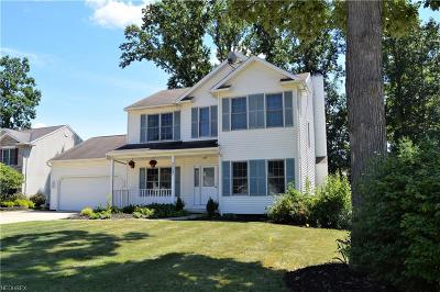 Strongsville Single Family Home For Sale: 20697 Diane Cir
