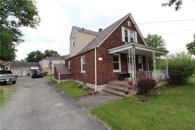 Poland Multi Family Home For Sale: 2889 Spitler Rd