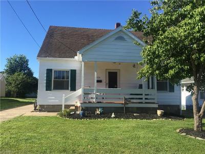 Single Family Home For Sale: 934 Seborn Ave