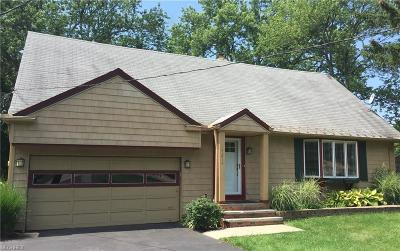 North Olmsted Single Family Home For Sale: 4214 Dover Center