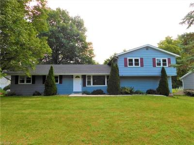 Valley City Single Family Home For Sale: 1155 Columbia Rd