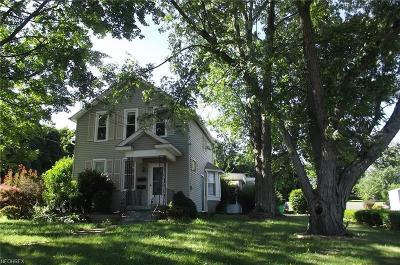 Alliance OH Single Family Home Sold: $50,000