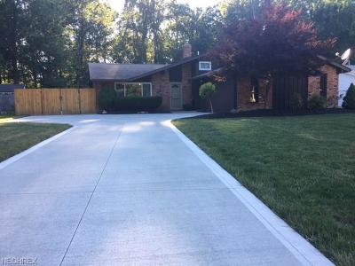 North Olmsted Single Family Home For Sale: 6038 Dorothy Dr