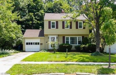 Lyndhurst Single Family Home For Sale: 4896 Westbourne Rd