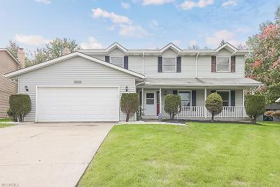 Richmond Heights Single Family Home For Sale: 5208 Dickens Dr