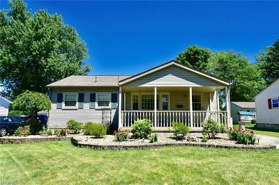 Hubbard Single Family Home For Sale: 673 Burdie Dr
