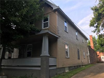 Cleveland Multi Family Home For Sale: 1172 Norwood Rd