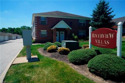 Parma Heights Condo/Townhouse For Sale: 11531 Riverview Ct #12