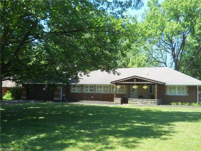 Wickliffe Single Family Home For Sale: 2142 Country Club Dr