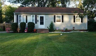 North Olmsted Single Family Home For Sale: 5797 Decker Rd